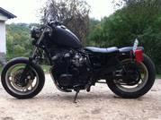 INDOOR MOTORCYCLE PARKING