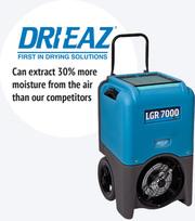 Get Best Commercial Dehumidifier on Rental in Houston