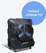 Get Water Cooled Fans for Rent at Best Price